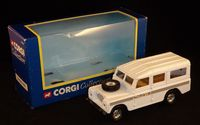 Corgi - Land Rover - White Norweb Livery - 57901 - Boxed